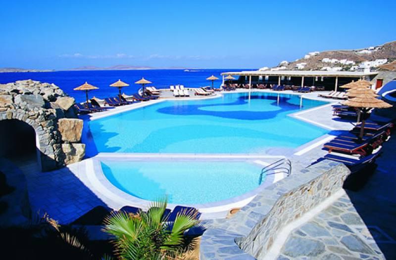 Hotel Mykonos Grand - Agios Ioannis Mykonos - Mykonos